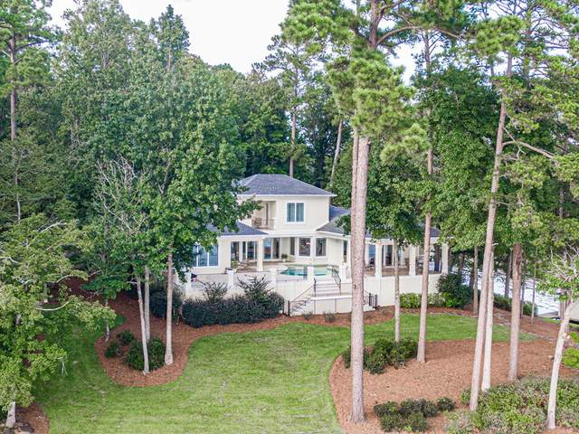 147 Casters Branch Rd, Eatonton, GA 31024 (MLS #42635) :: Lane Realty