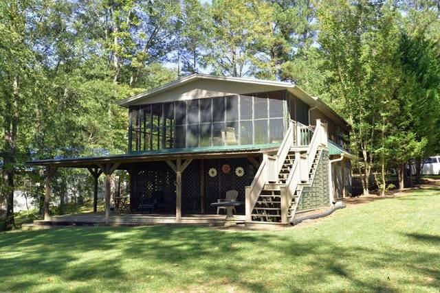 110 Turtle Court, Eatonton, GA 31024 (MLS #42670) :: Lane Realty