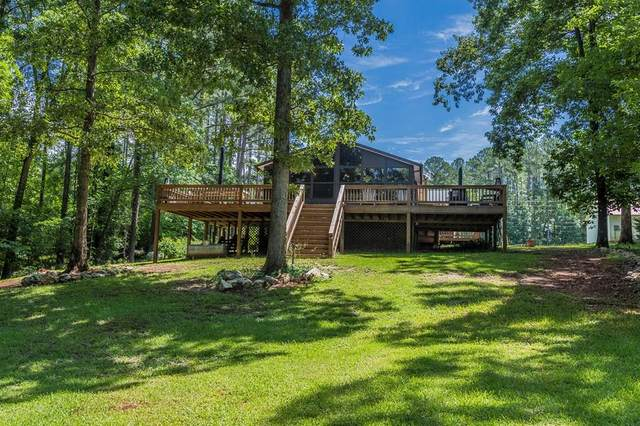 744 Steel Bridge Road, Eatonton, GA 31024 (MLS #43692) :: Lane Realty