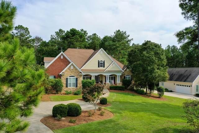 150 Arbor Way, Milledgeville, GA 31061 (MLS #43694) :: Lane Realty