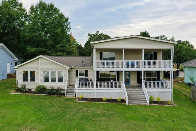146 Riverside Drive, Eatonton, GA 31024 (MLS #43695) :: Lane Realty
