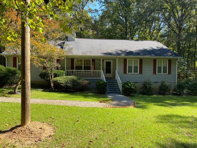 528 South Steel Bridge Road, Eatonton, GA 31024 (MLS #43703) :: Lane Realty
