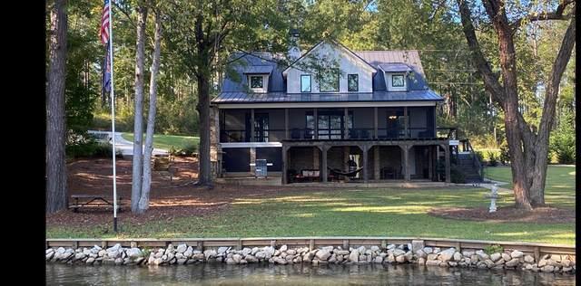 178 Sinclair Drive, Eatonton, GA 31024 (MLS #43749) :: Lane Realty
