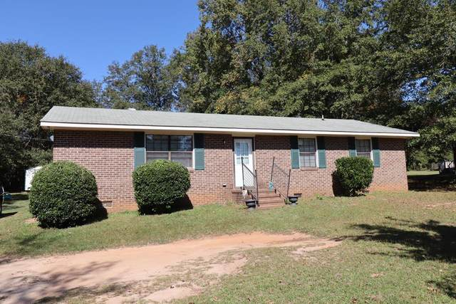 127 Pine Dr Ne, Milledgeville, GA 31061 (MLS #43759) :: Lane Realty
