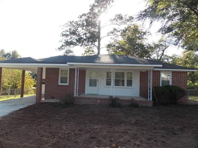 1212 Baker Dr., Macon, GA 31206 (MLS #43786) :: Lane Realty