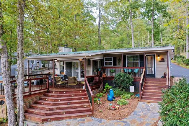 148 Oak Ln, Eatonton, GA 31024 (MLS #43811) :: Lane Realty