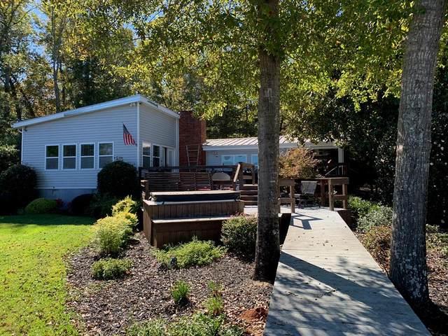 179 Clubhouse Rd, Eatonton, GA 31024 (MLS #43835) :: Lane Realty