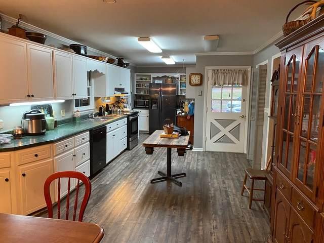150 Grimes Road, Milledgeville, GA 31061 (MLS #43906) :: Lane Realty