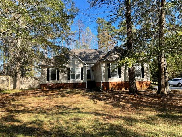 110 Airport Rd, Milledgeville, GA 31061 (MLS #43907) :: Lane Realty