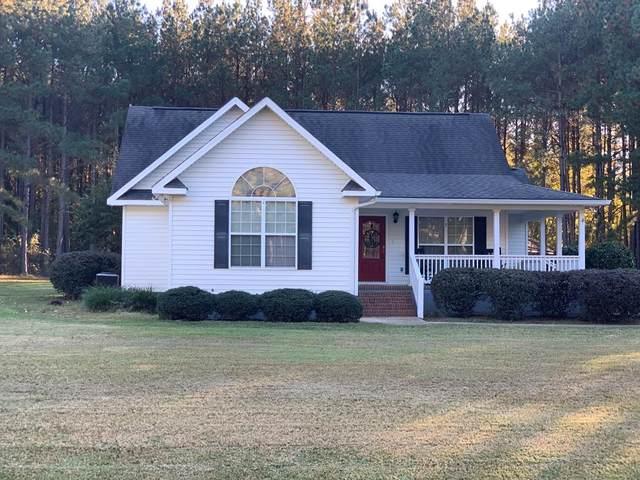 121 Michelle Road, Milledgeville, GA 31061 (MLS #43909) :: Lane Realty