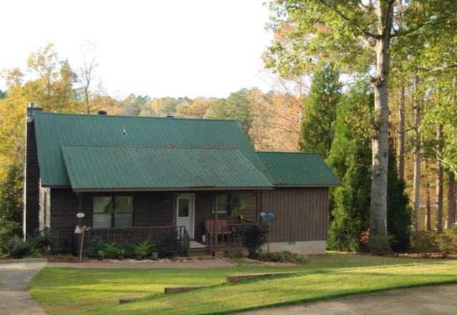 120 Southlake Dr., Eatonton, GA 31024 (MLS #43912) :: Lane Realty