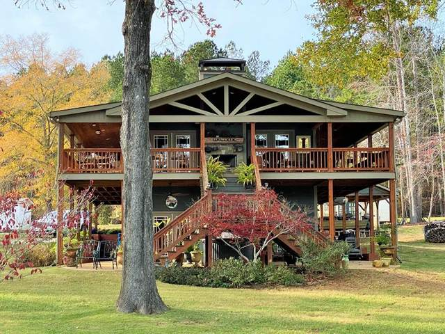 148 Dejarnette Road, Eatonton, GA 31024 (MLS #43963) :: Lane Realty