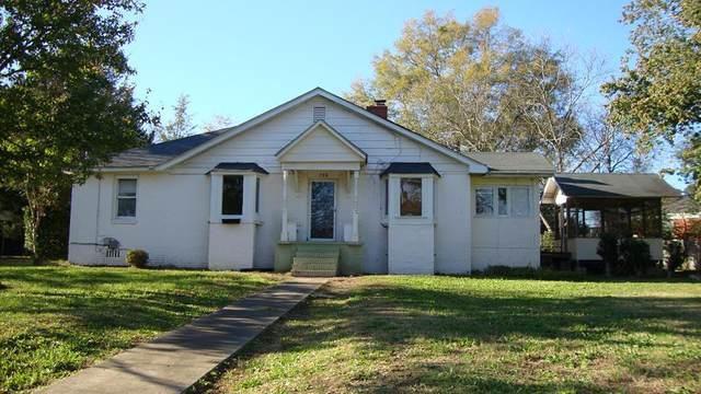 736 Matheson Rd., Milledgeville, GA 31061 (MLS #43979) :: Lane Realty