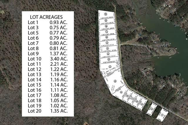 Lots Crooked Creek Bay Rd, Eatonton, GA 31024 (MLS #44046) :: Lane Realty