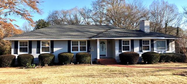 328 Glenhaven Dr, Milledgeville, GA 31061 (MLS #44095) :: Lane Realty