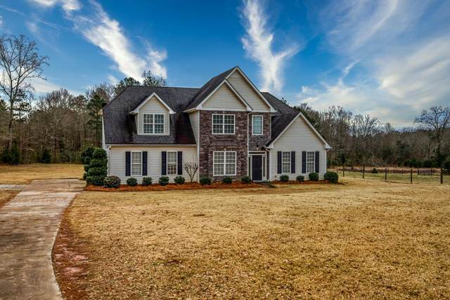 333 Browns Chapel Road, Eatonton, GA 31024 (MLS #44119) :: Lane Realty
