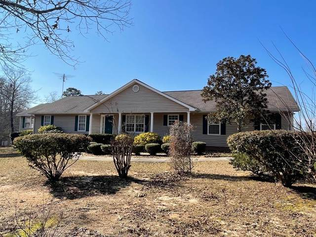 114 Carrs Station Rd, Sparta, GA 31087 (MLS #44127) :: Lane Realty