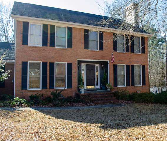 119 S Cambridge, Milledgeville, GA 31061 (MLS #44140) :: Lane Realty