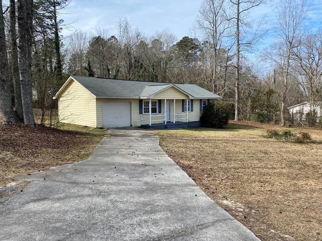126 Crestwood Drive, Milledgeville, GA 31061 (MLS #44144) :: Lane Realty