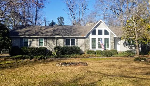 128 Lilac Dr, Milledgeville, GA 30161 (MLS #44147) :: Lane Realty