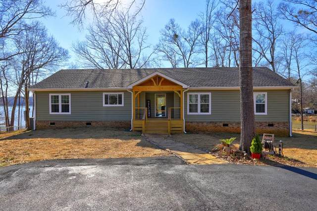124 West Little River Court, Eatonton, GA 31024 (MLS #44158) :: Lane Realty