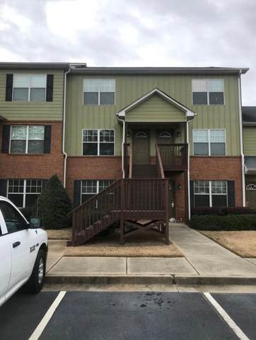 241 S. Irwin St, Unit 69, Milledgeville, GA 31061 (MLS #44180) :: Lane Realty