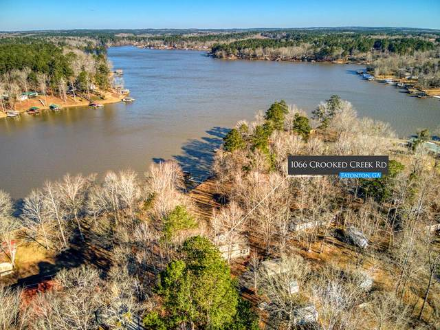 1066 Crooked Creek Rd, Eatonton, GA 31024 (MLS #44251) :: Lane Realty