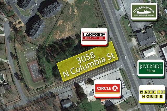 3058 N Columbia Street, Milledgeville, GA 31061 (MLS #44324) :: Lane Realty