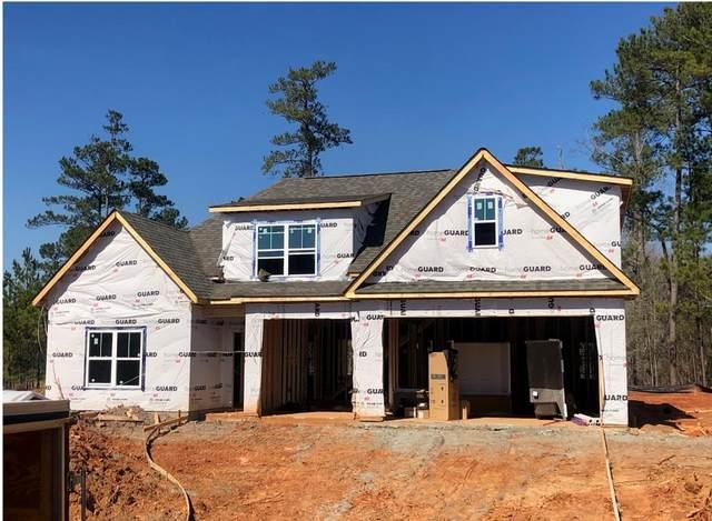 409 Lakeview Circle, Macon, GA 31211 (MLS #44357) :: Lane Realty