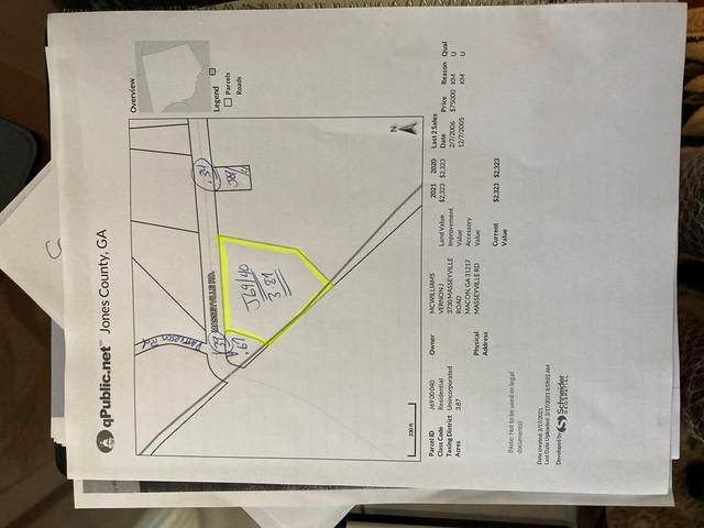 0000 Masseyville Rd., Macon, GA 31217 (MLS #44389) :: Lane Realty