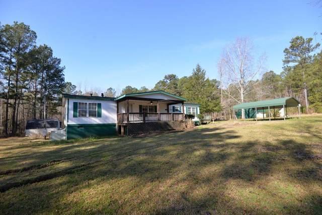 124 Club House, Eatonton, GA 31024 (MLS #44447) :: Lane Realty
