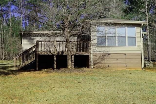 391 Hub Dent Rd., Milledgeville, GA 31061 (MLS #44485) :: Lane Realty