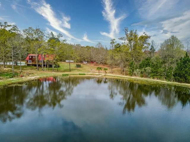 196 Wesley Chapel Rd, Eatonton, GA 31024 (MLS #44507) :: Lane Realty
