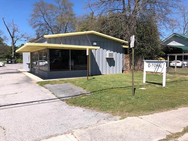 236 Milledgeville Hwy, Gordon, GA 31031 (MLS #44529) :: Lane Realty