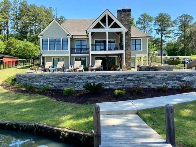 121 Lakeshore Circle, Milledgeville, GA 31061 (MLS #44557) :: Lane Realty