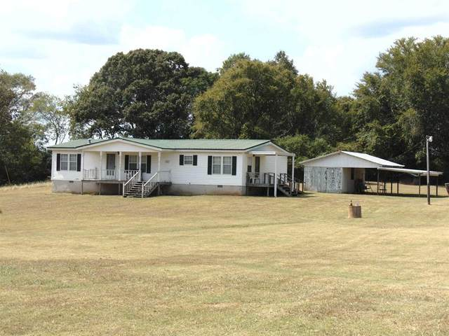 331 New Phoenix Road, Eatonton, GA 31024 (MLS #44588) :: Lane Realty