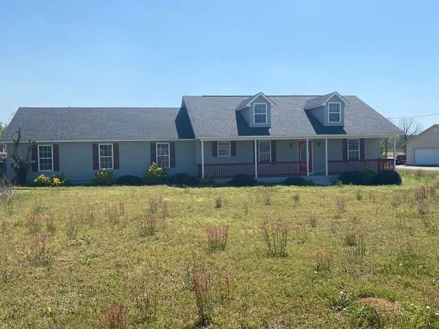 25 Hunters Crossing, Sandersville, GA 31082 (MLS #44594) :: Lane Realty