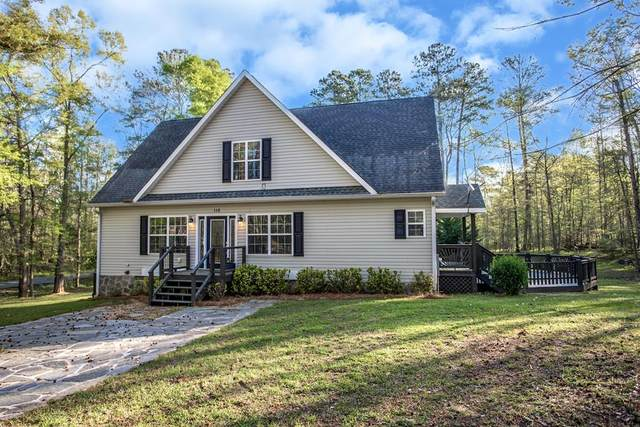 116 Oak Leaf Circle, Eatonton, GA 31024 (MLS #44599) :: Lane Realty