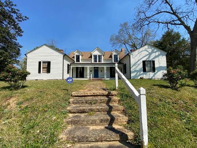 12471 Broad St., Sparta, GA 31087 (MLS #44602) :: Lane Realty