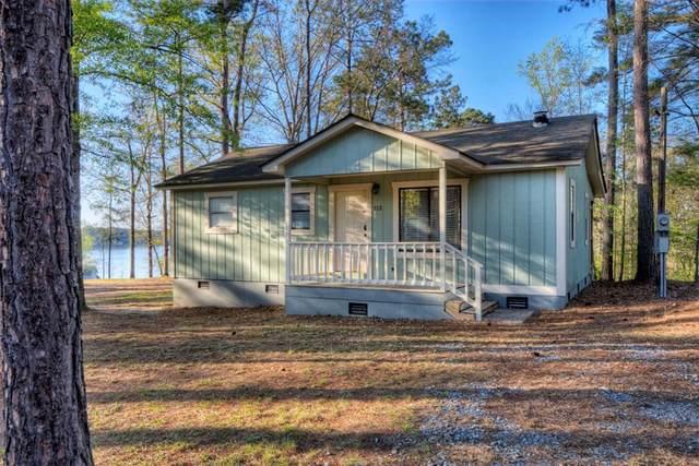 113 Venture Trail, Sparta, GA 31087 (MLS #44608) :: Lane Realty