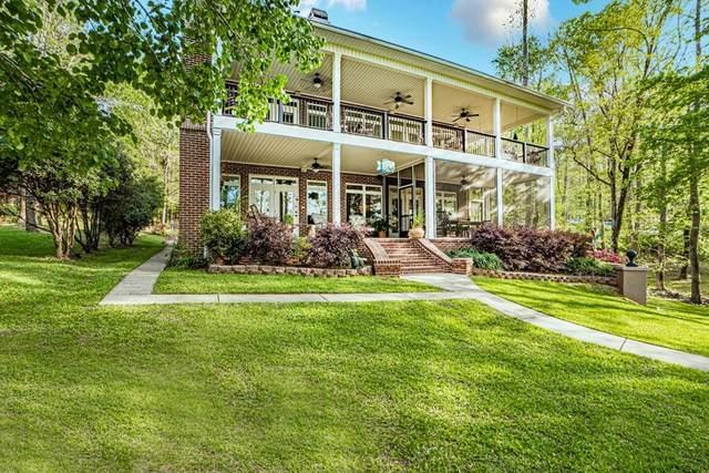 67 Mariners Drive, Milledgeville, GA 31061 (MLS #44644) :: Lane Realty