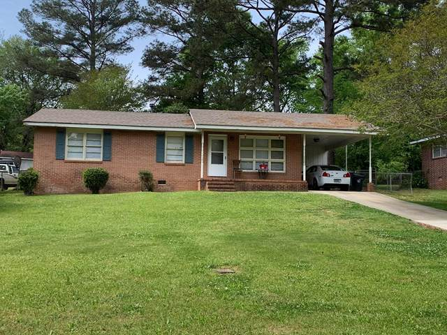 1710 Brookwood Circle, Milledgeville, GA 31061 (MLS #44646) :: Lane Realty