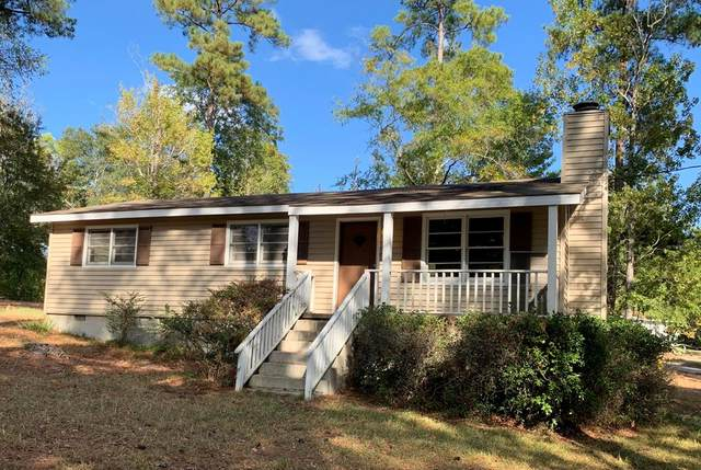 121 Knight Drive, Milledgeville, GA 31061 (MLS #44648) :: Lane Realty