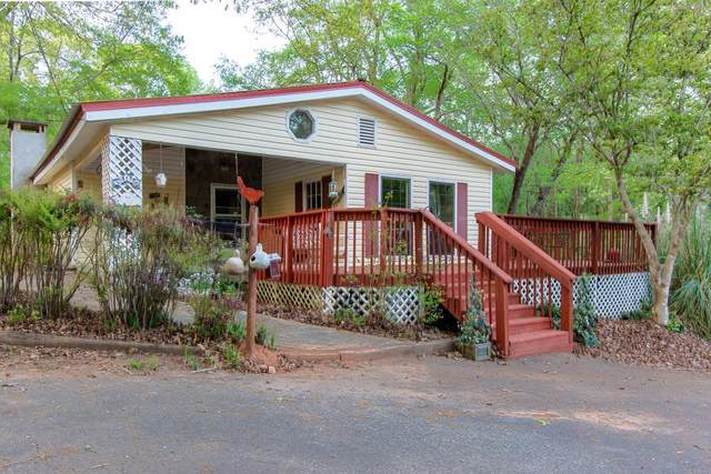 735 Steel Bridge Rd., Eatonton, GA 31024 (MLS #44670) :: Lane Realty