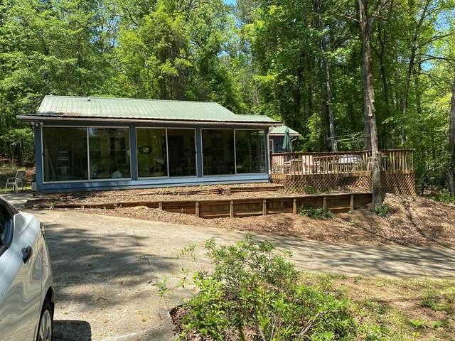 5661 Lake Sinclair Dr., Sparta, GA 31087 (MLS #44672) :: Lane Realty