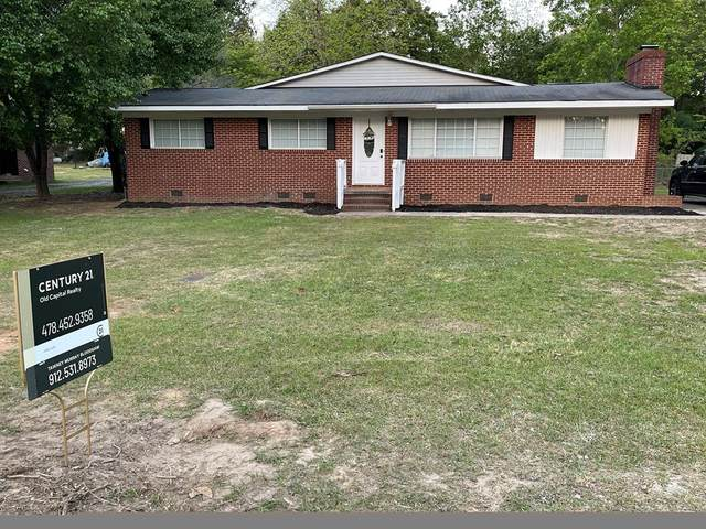 704 Gwendolyn Street, Sandersville, GA 31082 (MLS #44673) :: Lane Realty