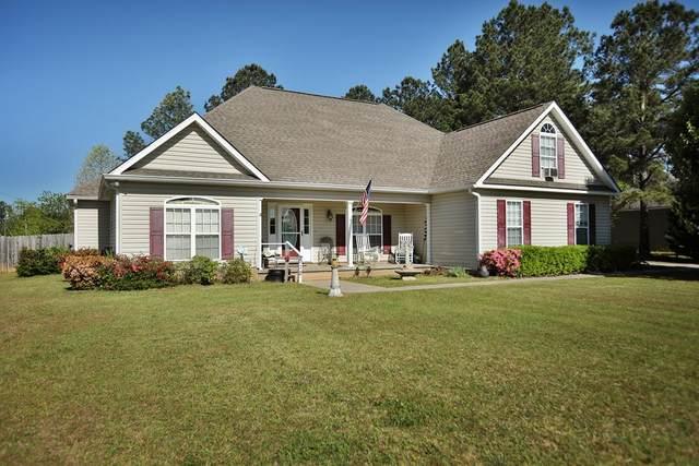 312 Amanda Drive, Macon, GA 31216 (MLS #44677) :: Lane Realty