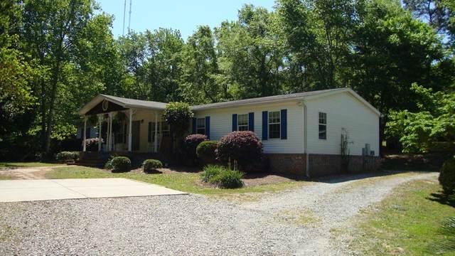 151 E. Hwy 24, Milledgeville, GA 31061 (MLS #44681) :: Lane Realty