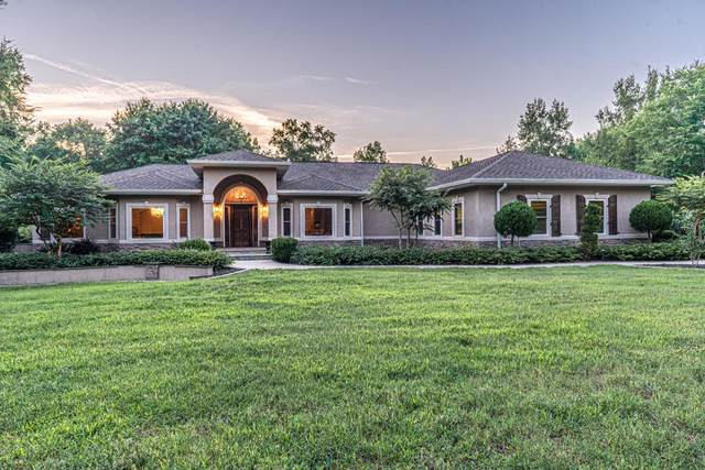 191 Rose Creek Drive, Milledgeville, GA 31061 (MLS #44705) :: Lane Realty
