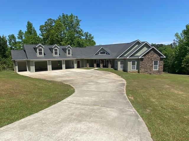 100 Cords Bridge Rd, Milledgeville, GA 31061 (MLS #44708) :: Lane Realty